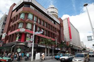 スターバックス国際通り店